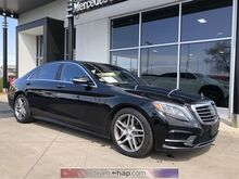 2015_Mercedes-Benz_S-Class_550 4MATIC®_ Marion IL