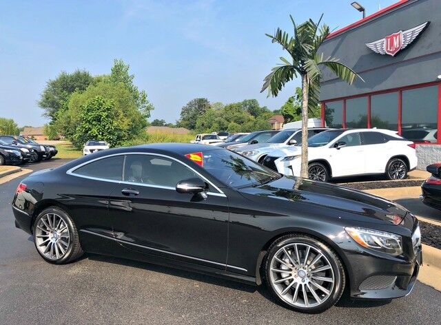2015 Mercedes-Benz S-Class S 550 1 Owner Night Vision