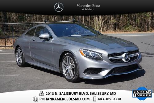 2015_Mercedes-Benz_S-Class_S 550 4MATIC®  *** MERCEDES-BENZ CERTIFIED  ***_ Salisbury MD