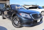 2015 Mercedes-Benz S-Class S 550 4MATIC CARFAX 2 OWNER SHOWROOM CONDITION LOADED!!!
