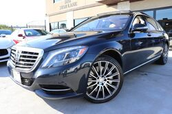 Mercedes-Benz S-Class S 550 4MATIC CARFAX 2 OWNER SHOWROOM CONDITION LOADED!!! 2015