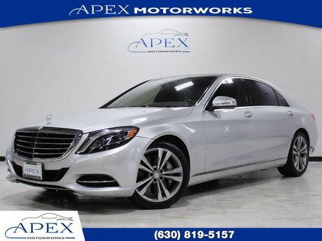 2015 Mercedes-Benz S-Class S 550 4Matic Burr Ridge IL