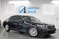 Mercedes-Benz S-Class S 550 4Matic Rear Seat / Warmth & Comfort Pkg Night Vison 2015