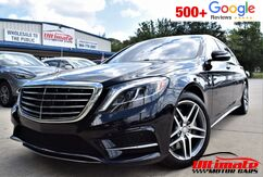 2015_Mercedes-Benz_S-Class_S 550 4dr Sedan_ Saint Augustine FL