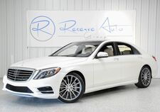 2015 Mercedes-Benz S-Class S 550 AMG Sport Pano Roof