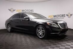 2015_Mercedes-Benz_S-Class_S 550 AMG,360Cam,HUD,Pano Roof,AC/Heaeted Seats,Rear Shades_ Houston TX