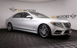 2015_Mercedes-Benz_S-Class_S 550 AMG,A/C Seats,Distronic,Blind Spot,HUD,360Cam_ Houston TX