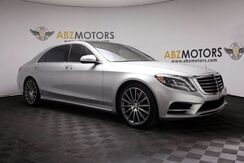 2015_Mercedes-Benz_S-Class_S 550 AMG,AC/Heated Seats,HUD,Camera,Navigation_ Houston TX