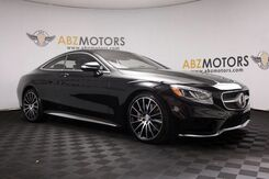 2015_Mercedes-Benz_S-Class_S 550 AMG,HUD,Designo,360Cam,NightVision,Distronic_ Houston TX