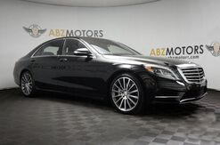 2015_Mercedes-Benz_S-Class_S 550 AMG,HUD,Pano Roof,Navigation,360 Camera_ Houston TX