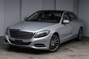 2015_Mercedes-Benz_S-Class_S 550_ Akron OH