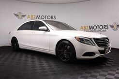 2015_Mercedes-Benz_S-Class_S 550 Blind Spot,Distronic,A/C Seats,360 Camera_ Houston TX