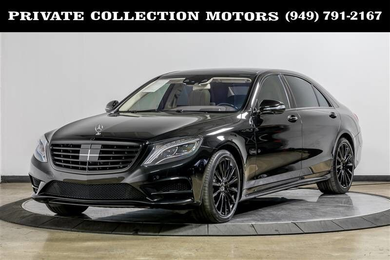 2015_Mercedes-Benz_S-Class_S 550 Designo 4 Seater $142,265 MSRP_ Costa Mesa CA