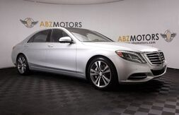 2015_Mercedes-Benz_S-Class_S 550 Distronic,A/C Seats,Blind Spot,Pano,360Cam_ Houston TX