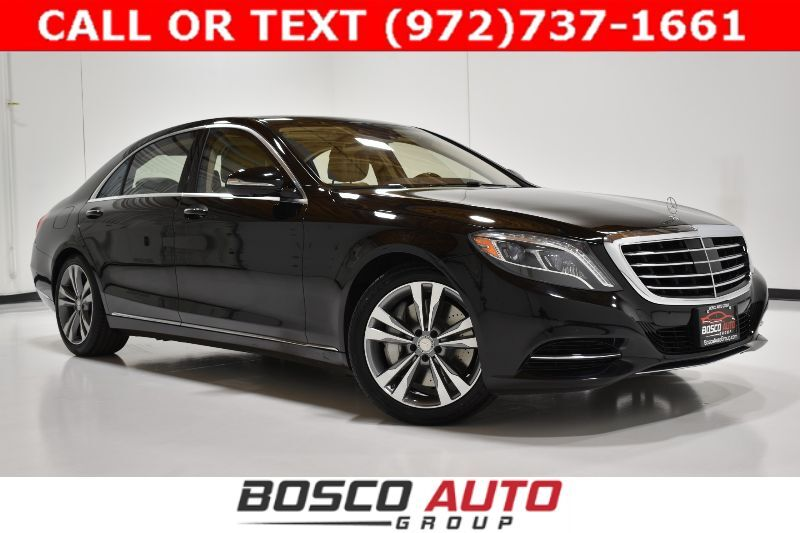 2015 Mercedes-Benz S-Class S 550 Flower Mound TX