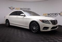 2015_Mercedes-Benz_S-Class_S 550 Head Up Display,Blind Spot,Navigation,360 Camera,Panoramic_ Houston TX