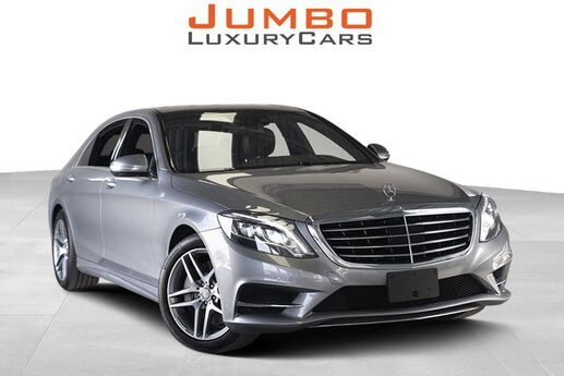 2015 Mercedes-Benz S-Class S 550 Hollywood FL