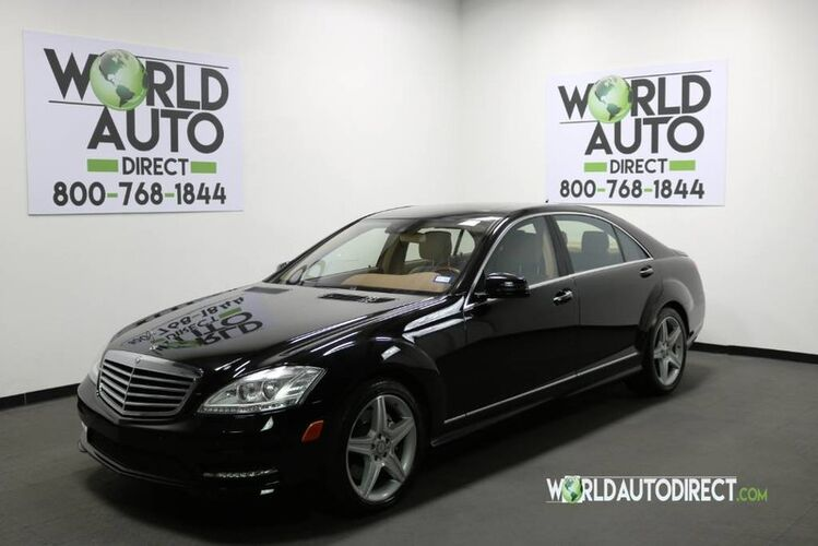 2015_Mercedes-Benz_S-Class_S 550_ Houston TX