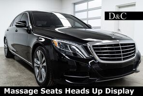 2015_Mercedes-Benz_S-Class_S 550 Massage Seats Heads Up Display_ Portland OR