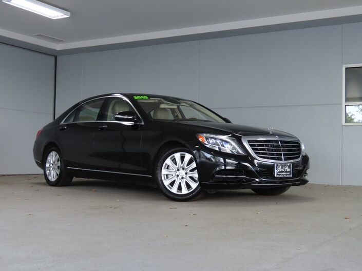 2015 Mercedes-Benz S-Class S 550 Merriam KS