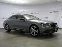2015_Mercedes-Benz_S-Class_S 550 Pano Roof,Blind Spot,360Camera,Rear Shades_ Houston TX