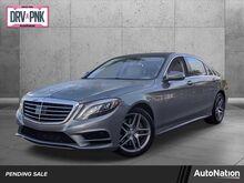 2015_Mercedes-Benz_S-Class_S 550_ Pembroke Pines FL
