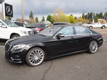 2015_Mercedes-Benz_S-Class_S 550_ Salem OR