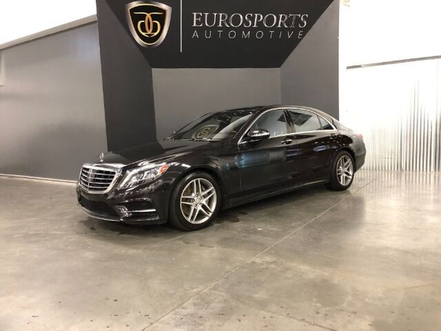 2015 Mercedes-Benz S-Class S 550 Salt Lake City UT