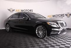 2015_Mercedes-Benz_S-Class_S 550 Sport AMG,Distronic,360 Camera,Blind Spot,Panoramic Roof,Ac/Heated Seats_ Houston TX