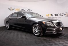2015_Mercedes-Benz_S-Class_S 550 Sport AMG,Pano Roof,Distronic,Rear Shades_ Houston TX