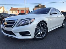 2015_Mercedes-Benz_S-Class_S 550_ Whitehall PA