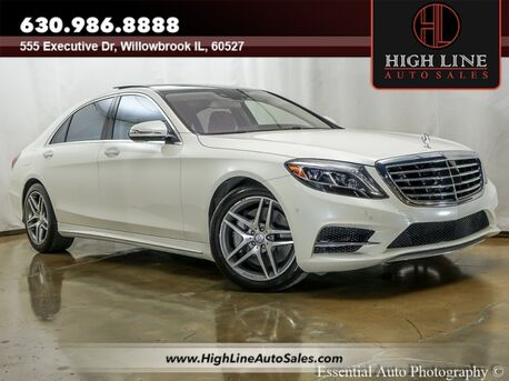2015_Mercedes-Benz_S-Class_S 550_ Willowbrook IL