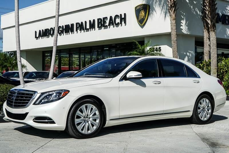 2015_Mercedes-Benz_S-Class_S 550_ Palm Beach FL