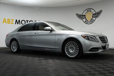 2015_Mercedes-Benz_S-Class_S 600 Pano,DVD,Burmester Sound,Night Vision,Chauffer Pkg_ Houston TX