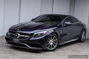 2015_Mercedes-Benz_S-Class_S 63 AMG_ Akron OH