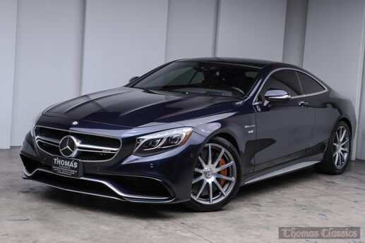 2015 Mercedes-Benz S-Class S 63 AMG Akron OH