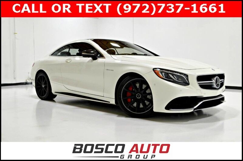 2015 Mercedes-Benz S-Class S 63 AMG Flower Mound TX