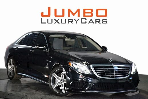 2015 Mercedes-Benz S-Class S 63 AMG® Hollywood FL