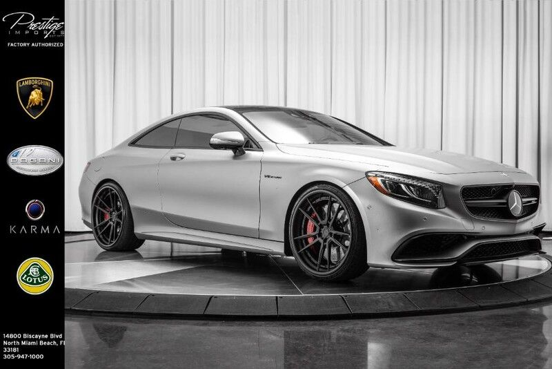 2015_Mercedes-Benz_S-Class_S 63 AMG_ North Miami Beach FL
