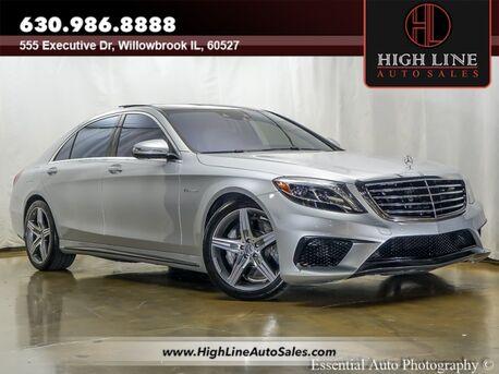 2015_Mercedes-Benz_S-Class_S 63 AMG_ Willowbrook IL