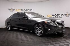 2015_Mercedes-Benz_S-Class_S 65 AMG 224k MSRP,Rear DVD,Night Vision,Distronic_ Houston TX
