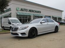 2015_Mercedes-Benz_S-Class_S550 Hybrid 4MATIC*HEADS UP DISPLAY,BACKUP CAM,BLINDSPOT MONITOR,NAVIGATION,UNDER FACTORY WARRANTY!_ Plano TX