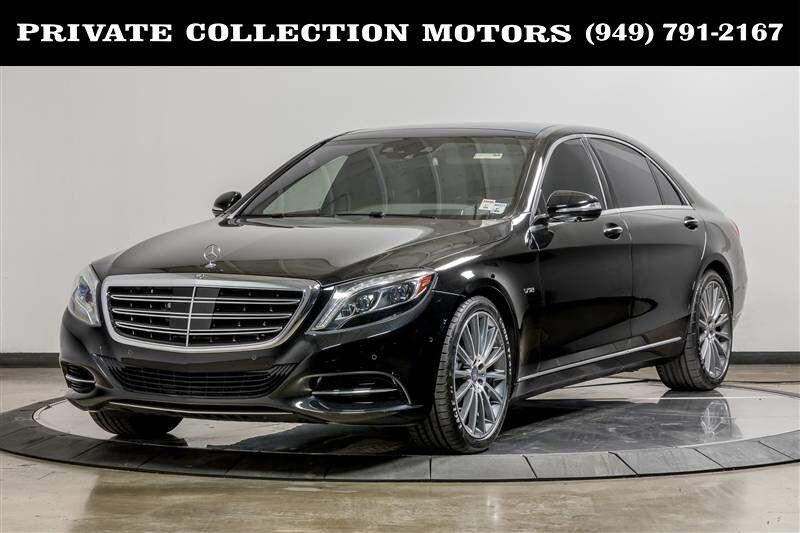 2015_Mercedes-Benz_S-Class_S600 Four Place Seating $174,085 MSRP_ Costa Mesa CA