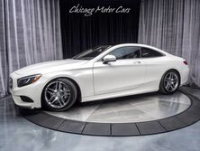 Mercedes-Benz S550 4 Matic Coupe MSRP $143,155+ 2015