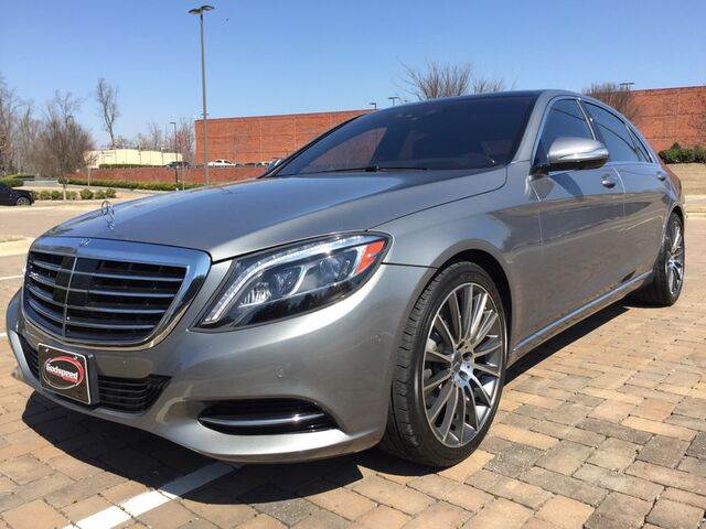 2015 Mercedes-Benz S550 S 550 Charlotte NC