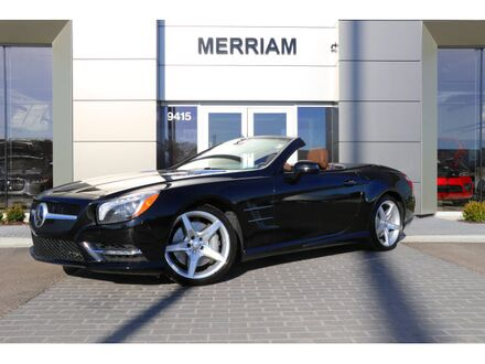 2015_Mercedes-Benz_SL_400_ Merriam KS
