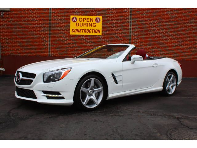 2015 Mercedes-Benz SL 400 Merriam KS