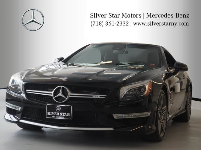 2015 Mercedes-Benz SL AMG® 63 Long Island City NY