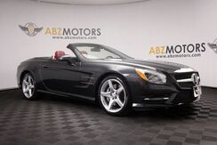 2015_Mercedes-Benz_SL-Class_SL 400 A/C Seats,Distronic,Panoramic,Camera,Nav_ Houston TX