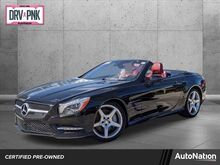 2015_Mercedes-Benz_SL-Class_SL 400_ Fort Lauderdale FL